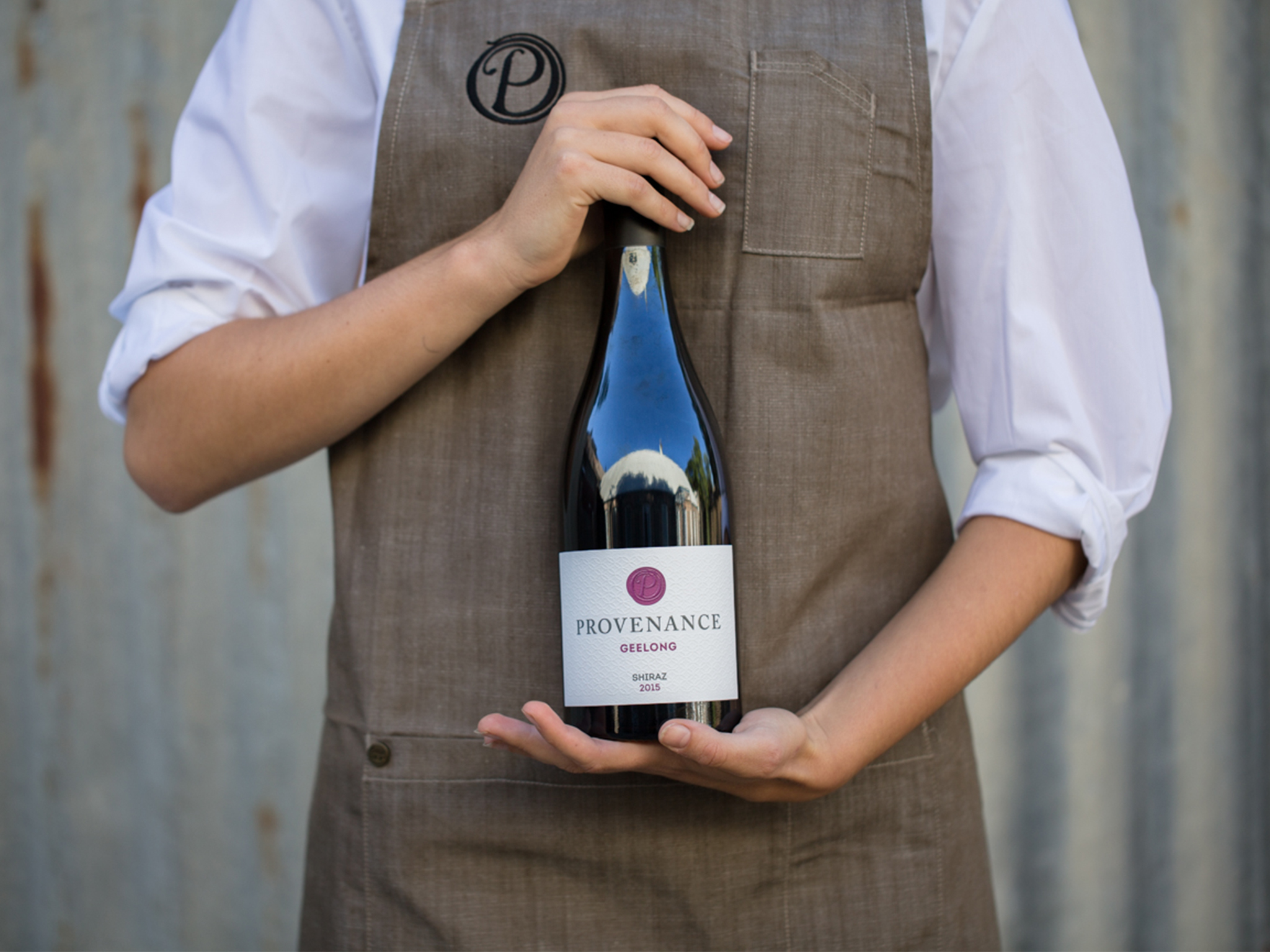 Provenance Wines - Geelong Shiraz 2015