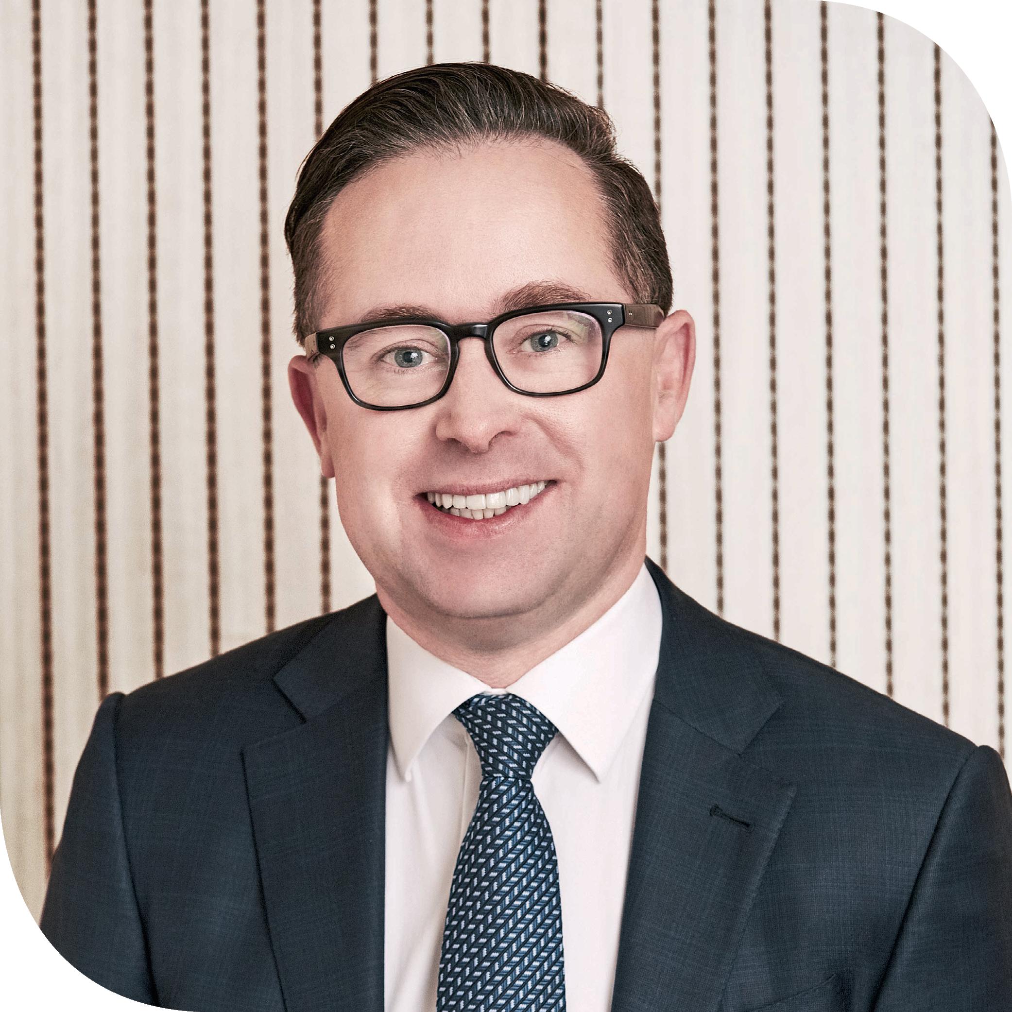 Alan Joyce  CEO Qantas Airways