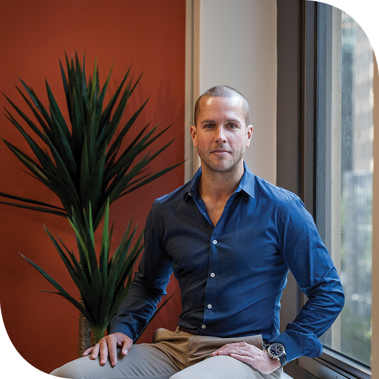 Nick Bell  Co-founder, Siteguard and Founder WME
