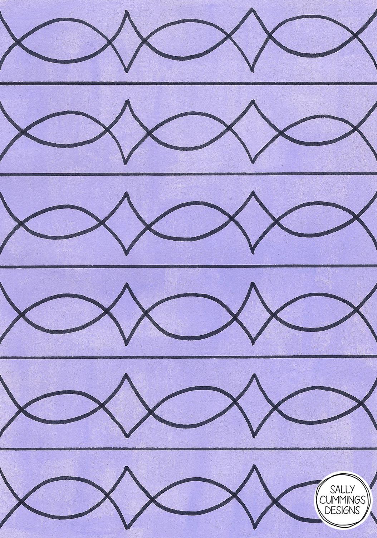 Sally Cummings Designs - Metalwork and Lavender
