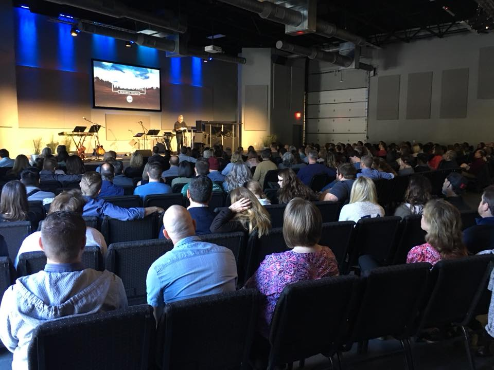 Sunday: Newsong's First Sunday in our new space!