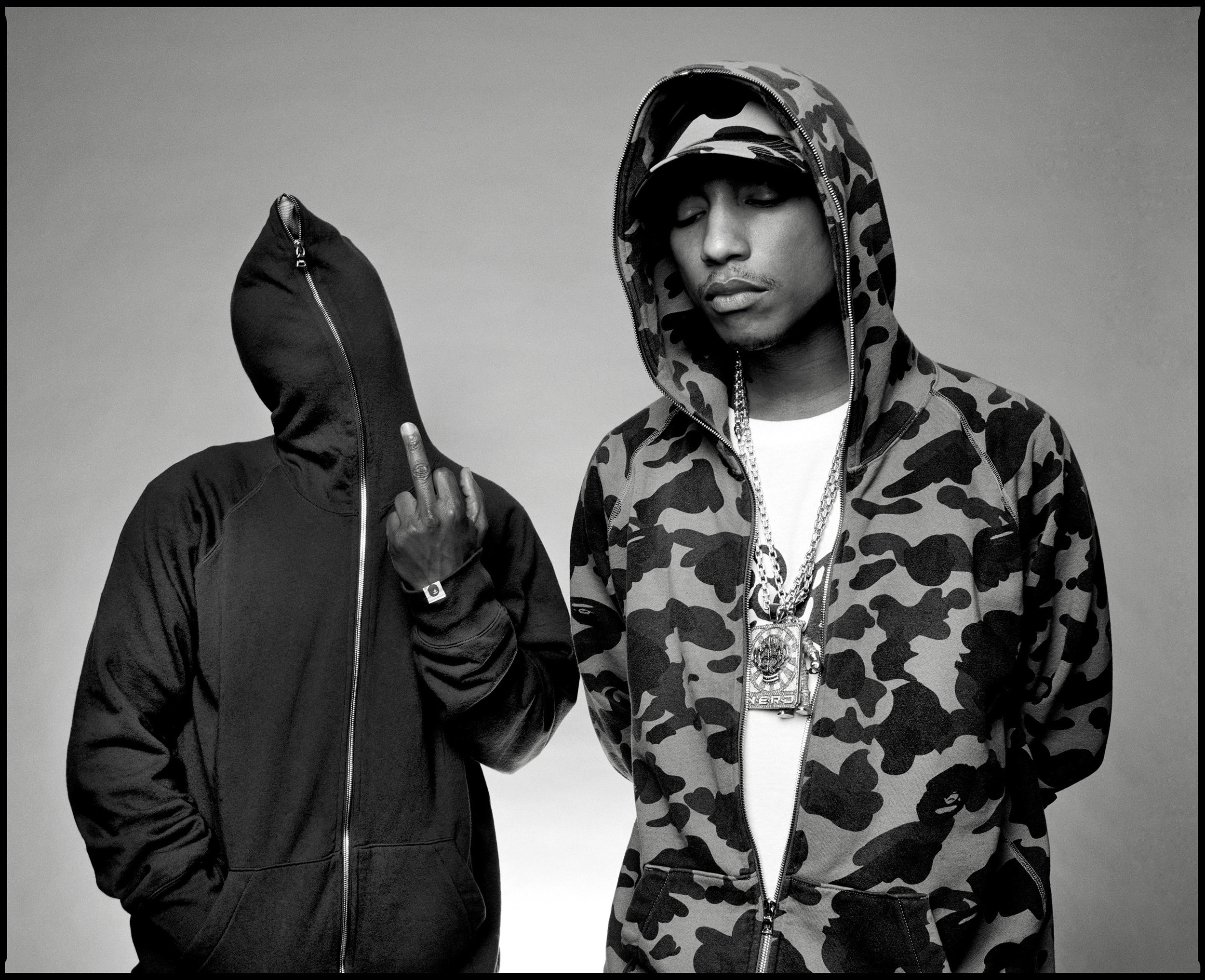 Pharrell Williams / N.E.R.D.