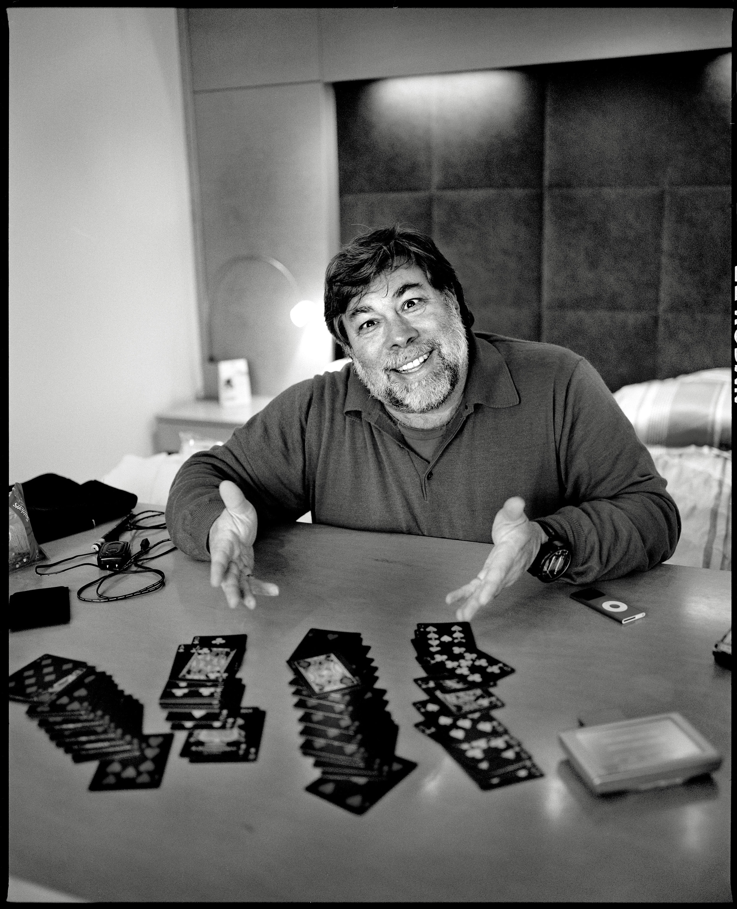 Steve Wozniak - <br>Inventor, Co-Founder of Apple Inc.