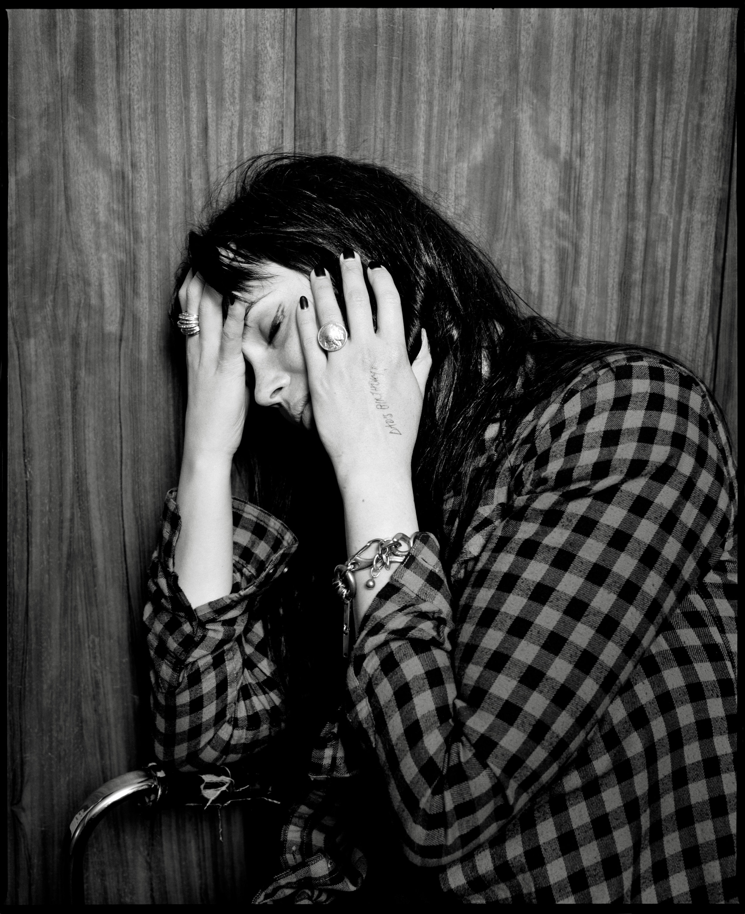 Alison Mosshart /<br>The Kills, The Dead Weather
