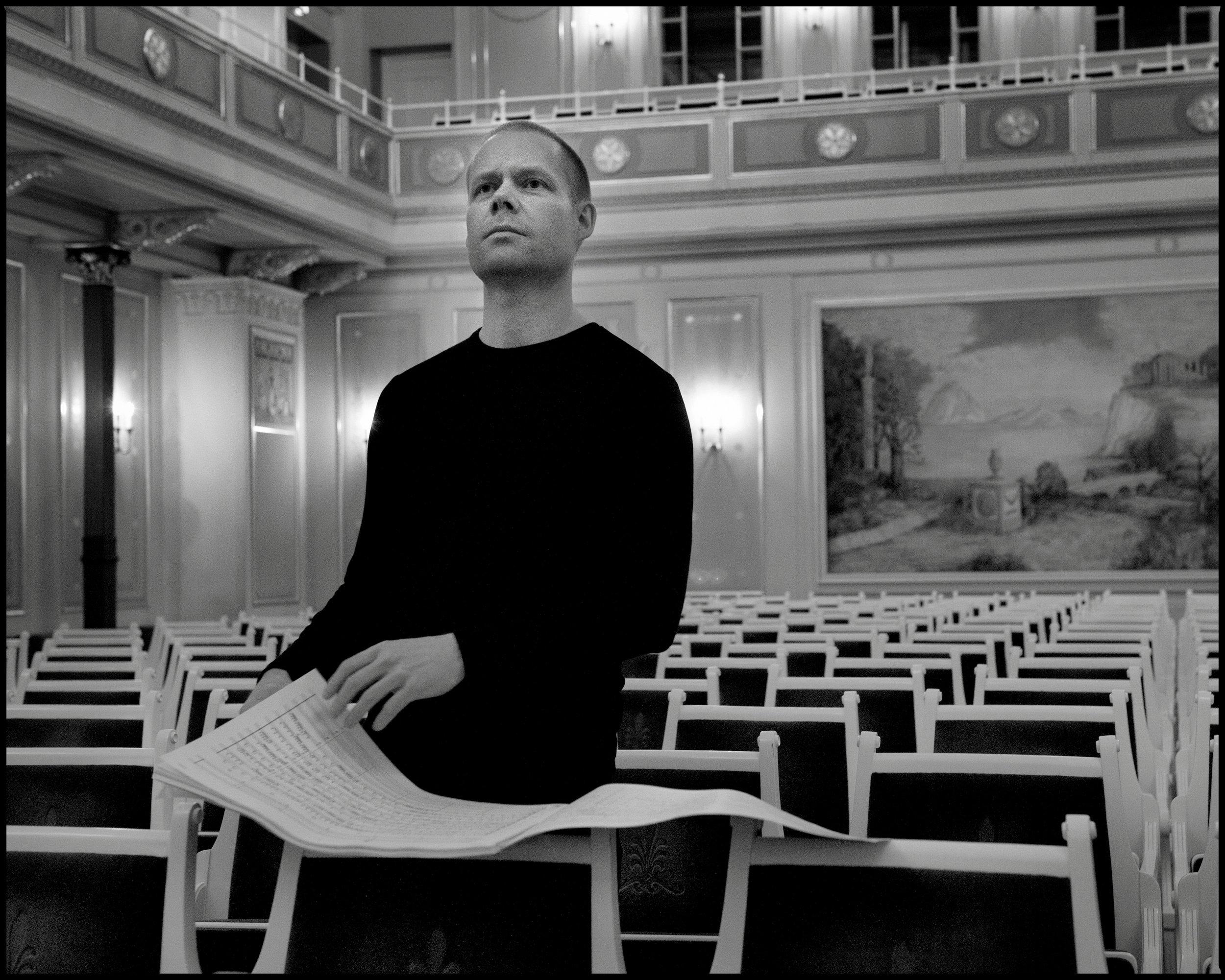 Max Richter - Composer