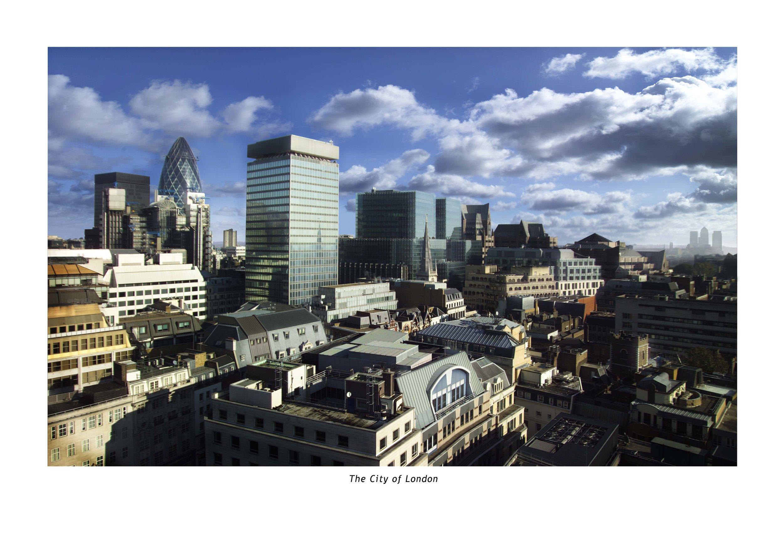 THE CITY OF LONDON .JPG