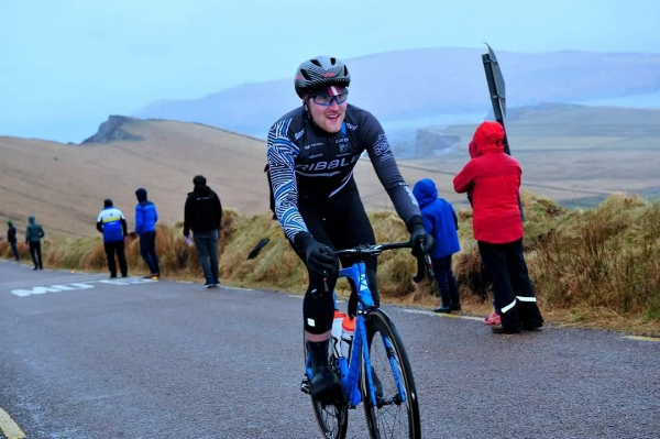 """Alex Luhrs:""""The race has been fantastic in both the route, field and organisation, we have thoroughly enjoyed the experience and would love return to the Ras Mumhan next year."""""""