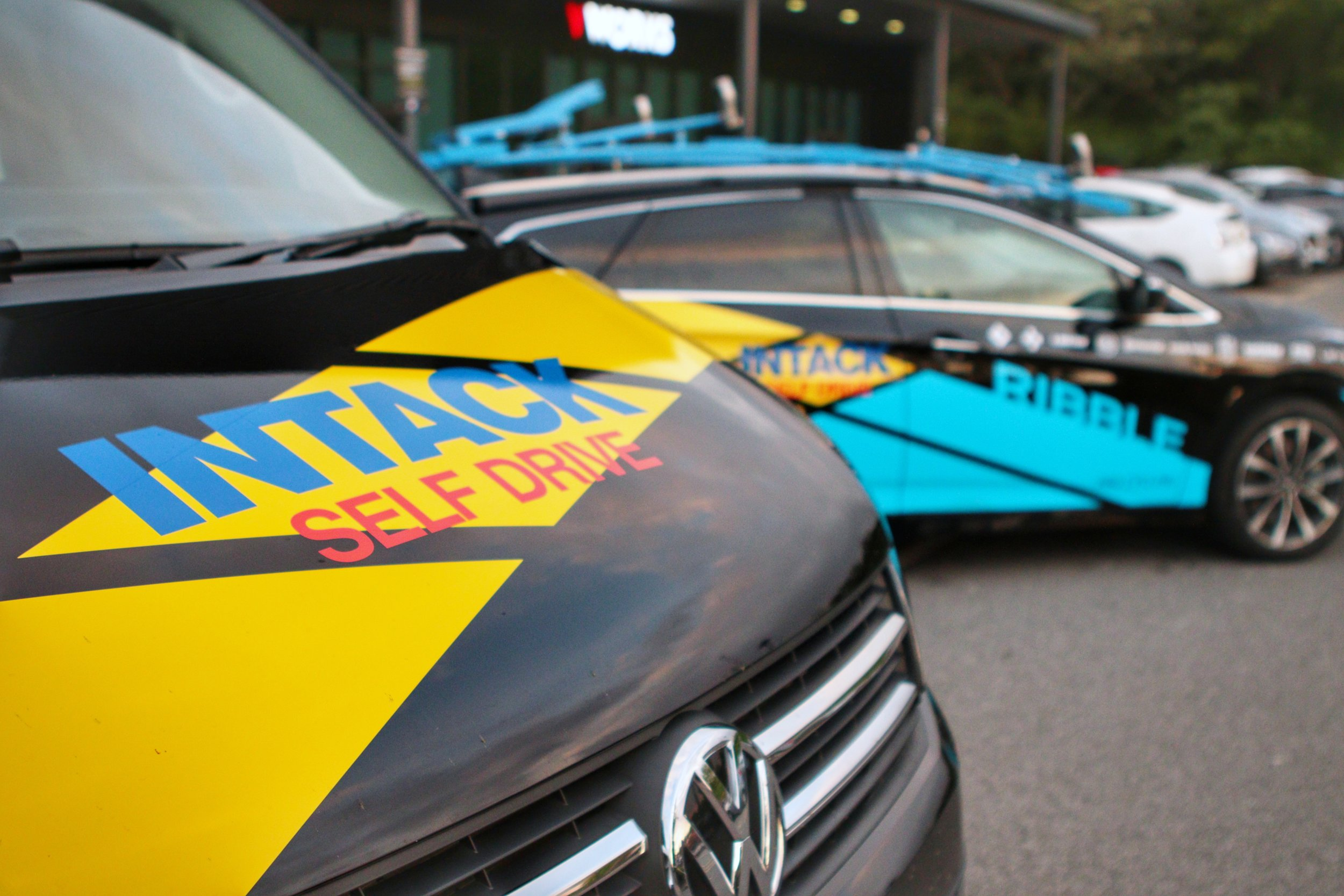 Intack Self Drive partners with Ribble Pro Cycling ...