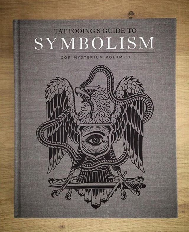 #Repost @neversleepnyc ・・・ ✨STANDARD EDITION ✨ . Still available but the first run is moving ⚡️FAST⚡️. . . . . . . 🌲Due to ship before the holidays 🎄. . . . . . . Link in Bio: NeversleepNyc.com.  #CORMYSTERIUM #NEVERSLEEPNYC #TattooingsGuideToSymbolism