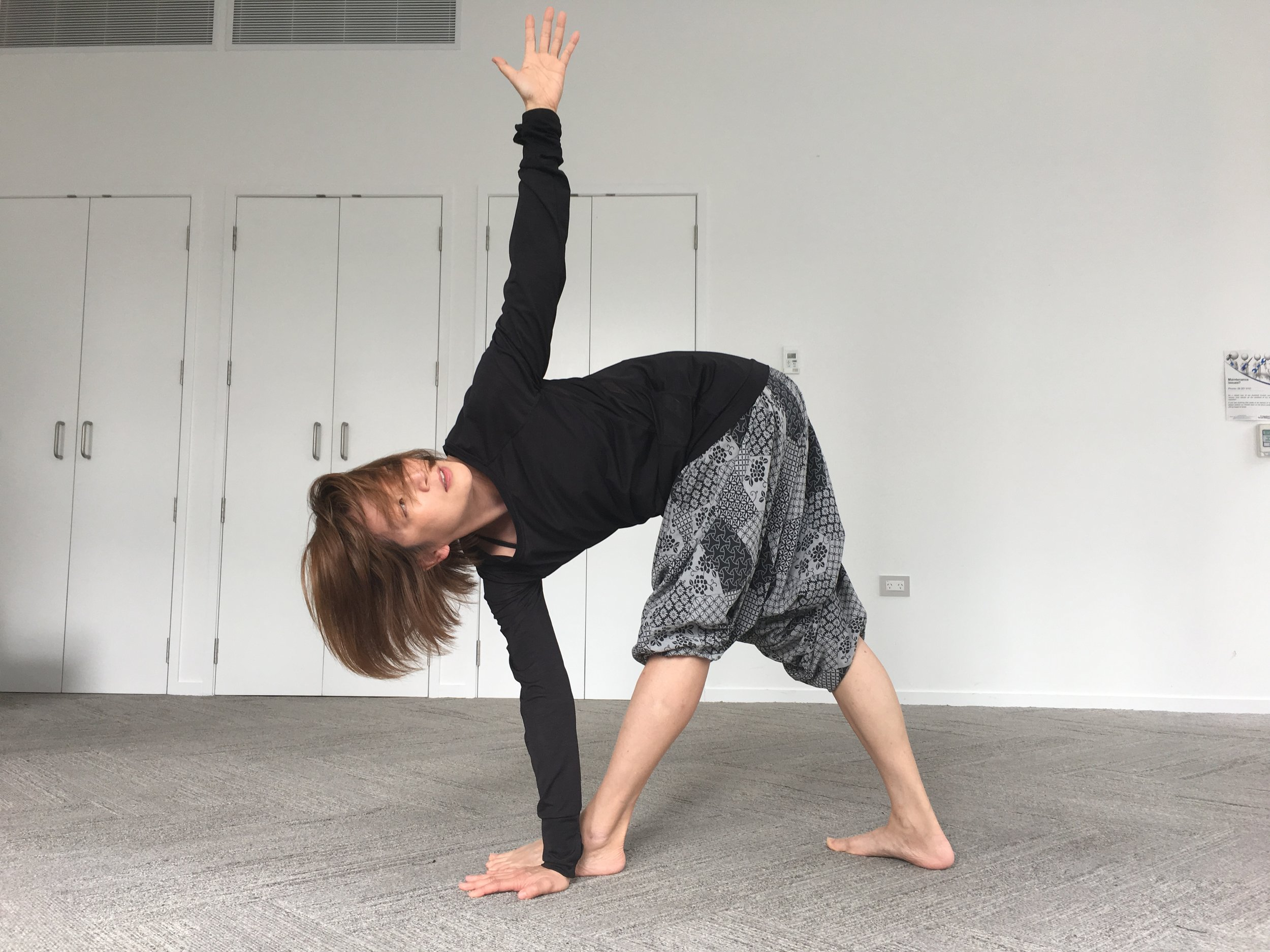 Abby Chan Choreographer | Dancer - Ellen Melville Centre - Auckland