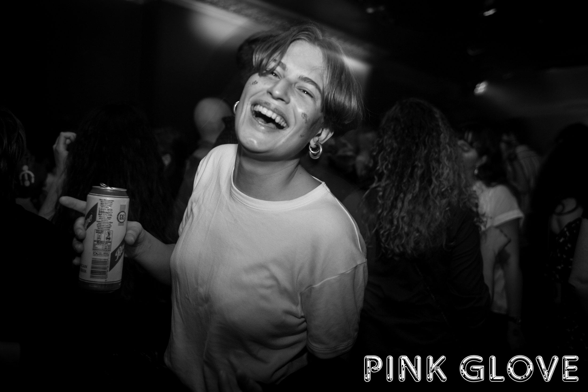 Pink Glove, London 2018