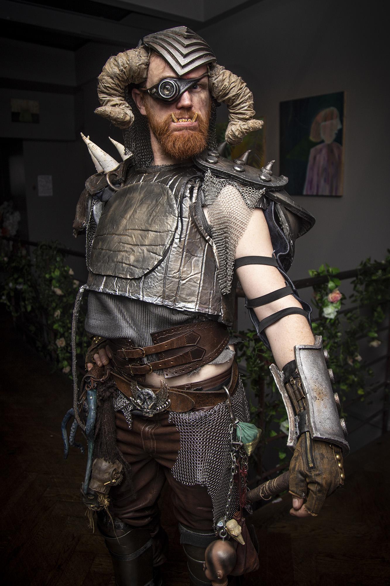 The Goblin King's Masquerade Ball, London 2019