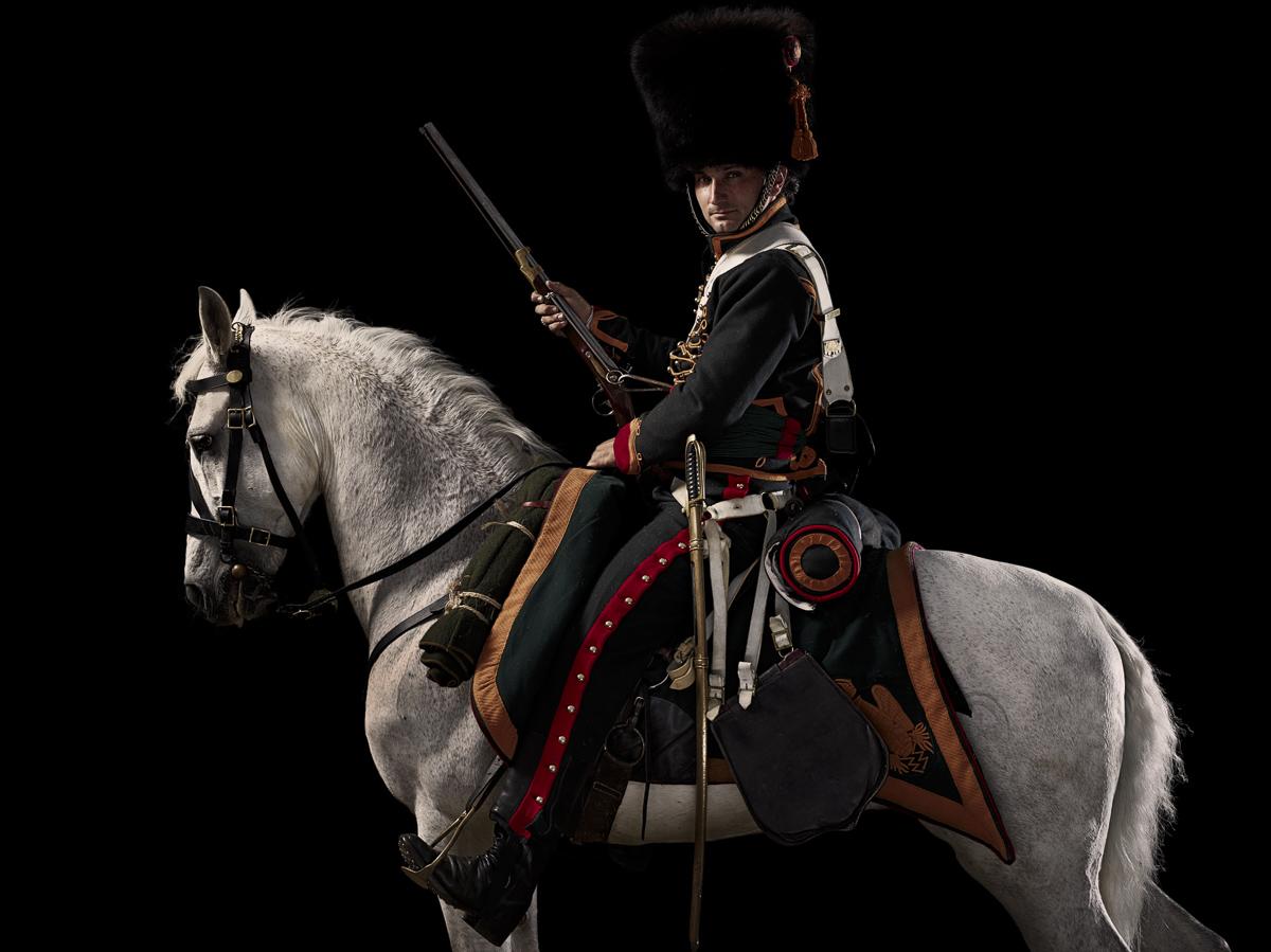 Chasseur, Chasseurs à Cheval de la Garde Impériale, France