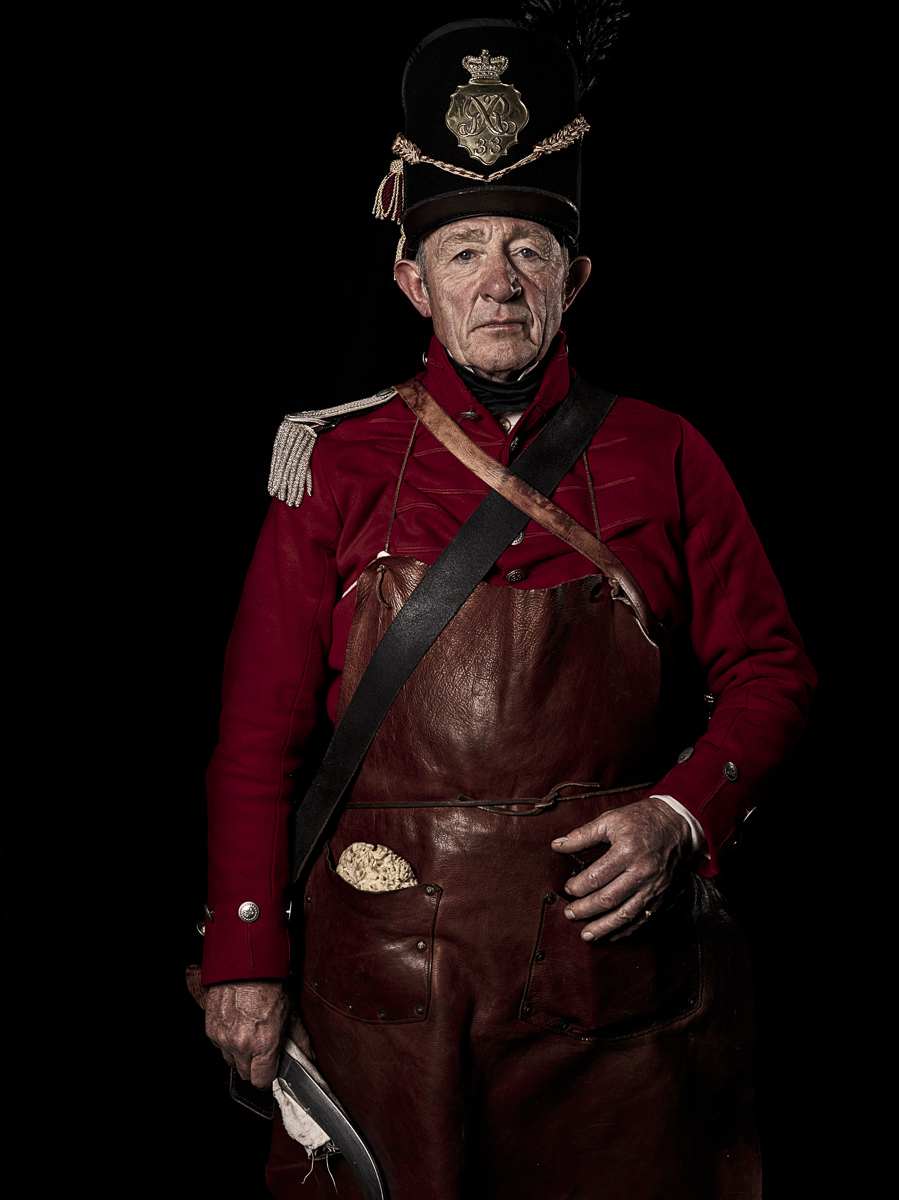 Surgeon, 33rd Regiment of Foot (1st Yorkshire West Riding), Britain