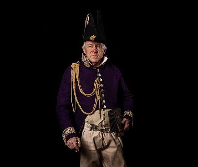 Aide de Camp, État-major, France  Unseen Waterloo: The Conflict Revisited, is a series of imaginary portraits by photographer Sam Faulkner @faulknerphotog exploring how we remember the fallen from a time before photography. Every one of these images was made on the actual battlefield of Waterloo.  Use code INSTA50 for a 50% discount on the Unseen Waterloo book. Use link in the profile.  #Waterloo #battleofwaterloo #reenactment #livinghistory #napoleonic #Dukeofwellington #Napoleon #aidedecamp #etatmajor