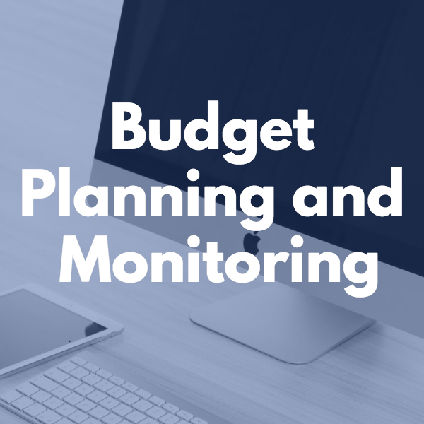 Budget Planning and Monitoring