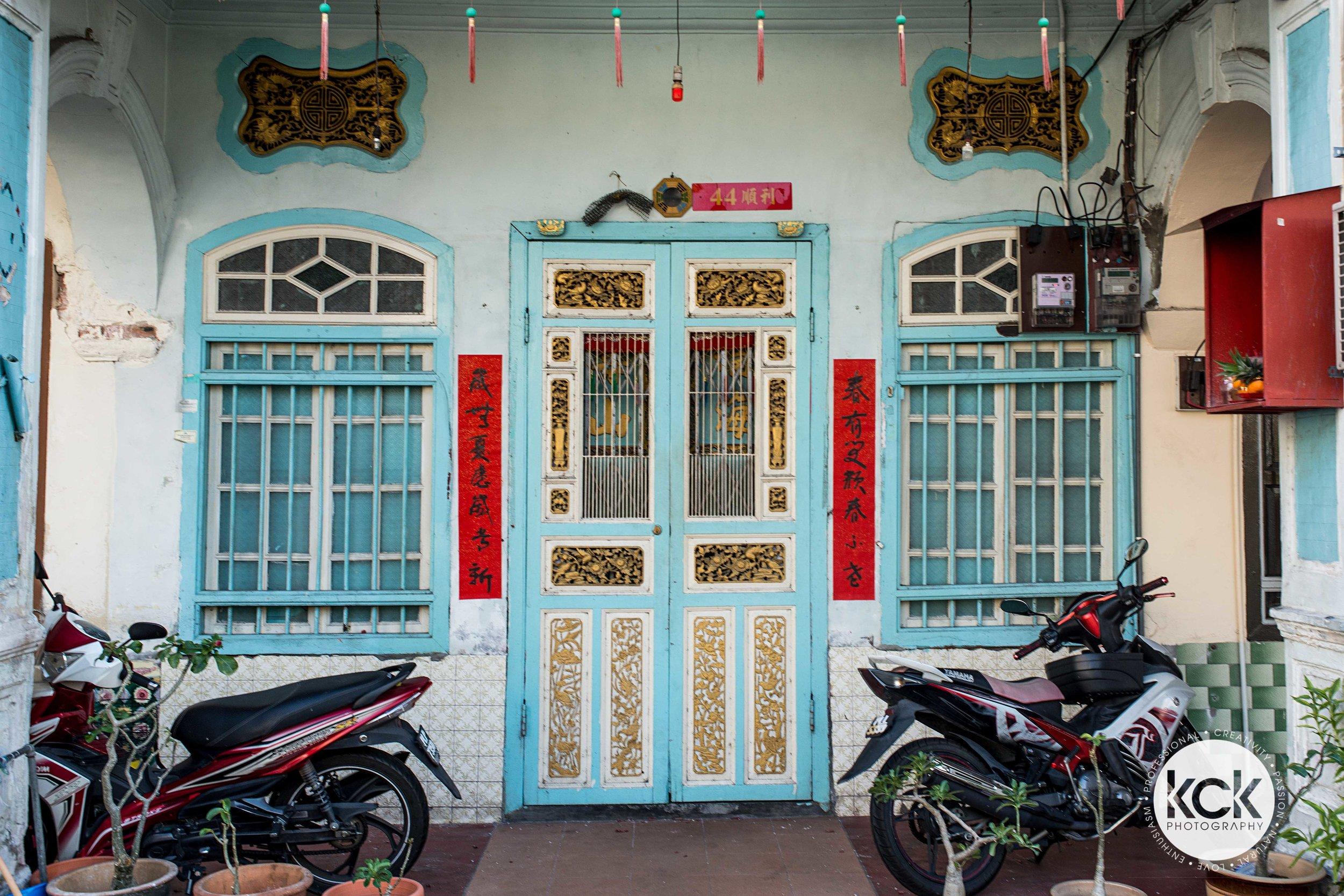 Penang Dying Heritage