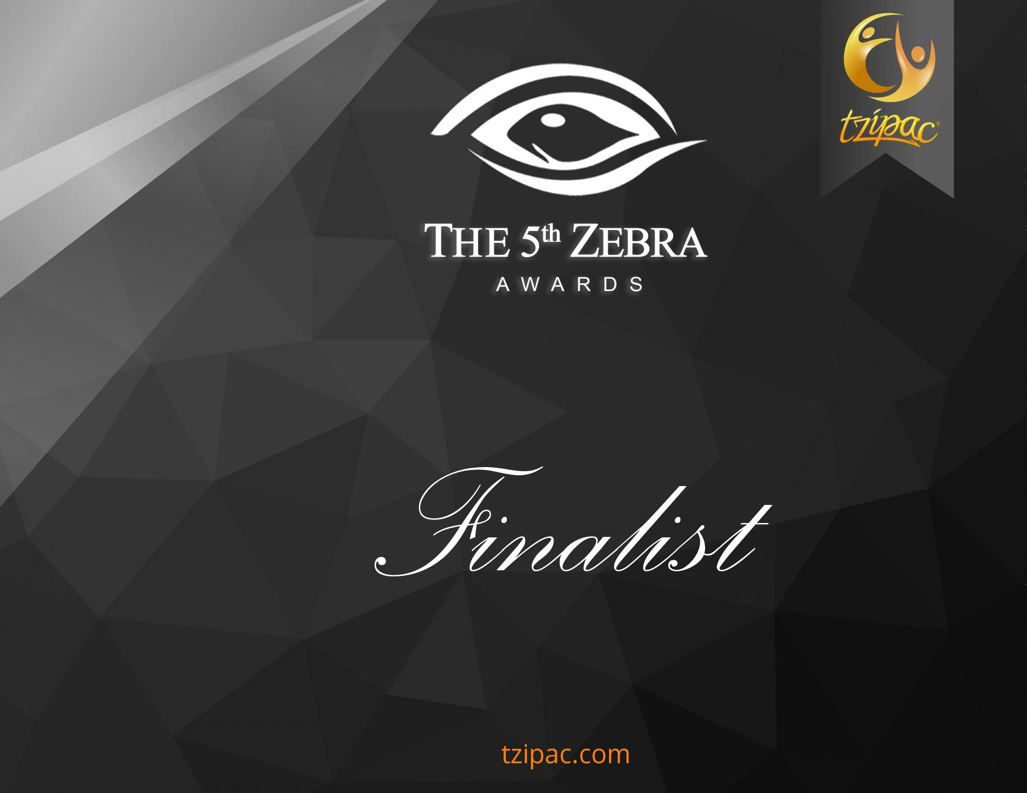 Zebra 5th finalist cert