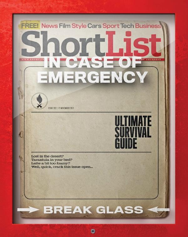 Shortlist Magazine