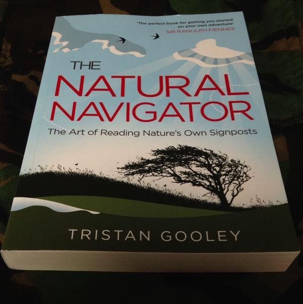 Natural Navigator Tristan Gooley Cover