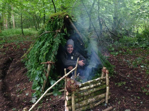 Survival Training with Teri Hatcher - John Hudson