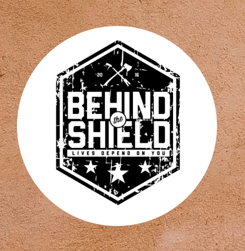 BEHIND THE SHIELD PODCAST INTERVIEW