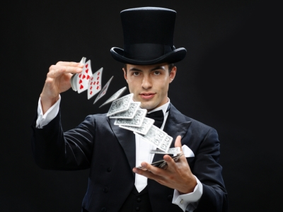 Magicians and Ilussionists