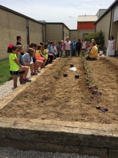 Williamstown Independent School Garden