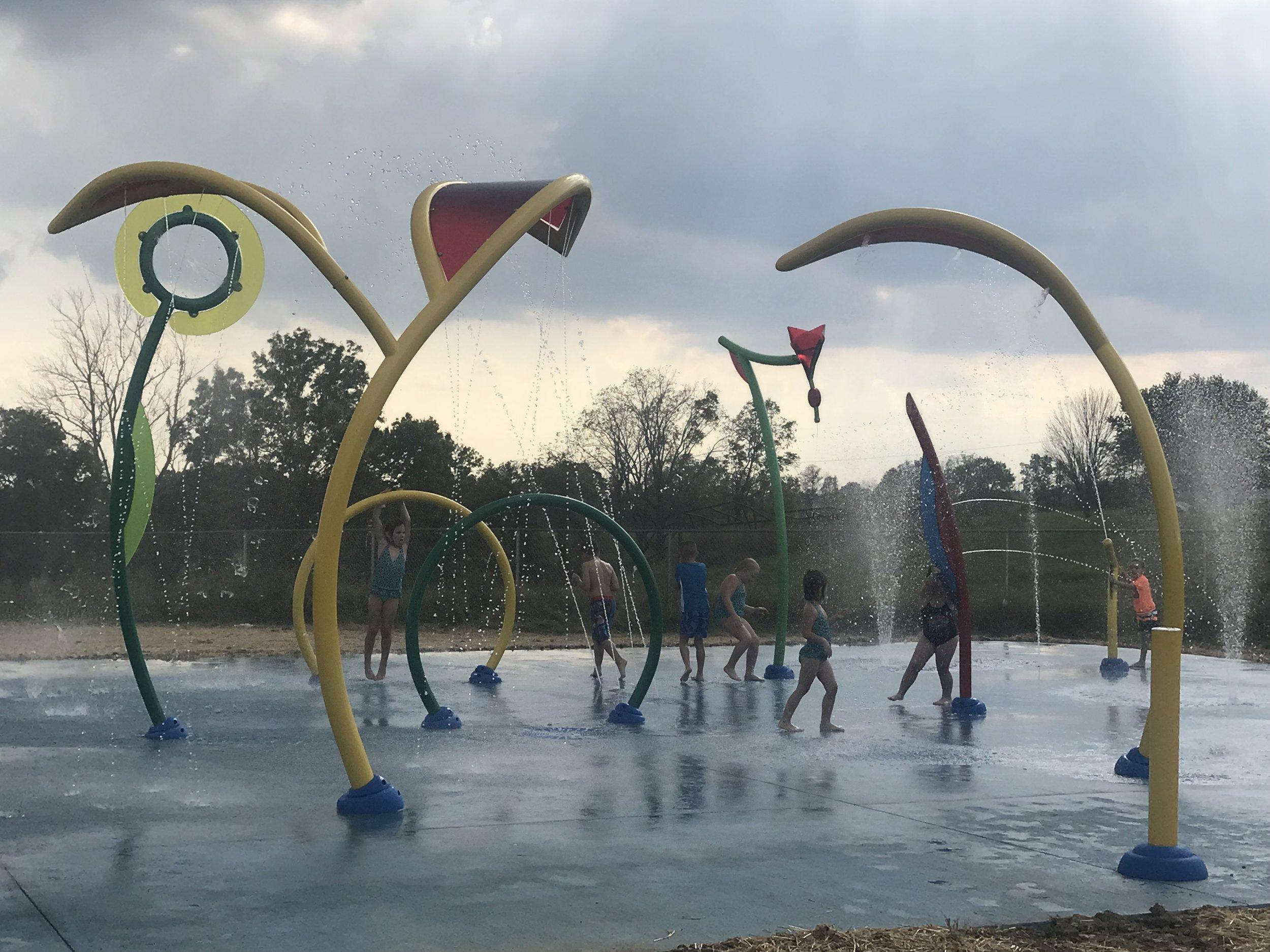 Splash Park in Williamstown