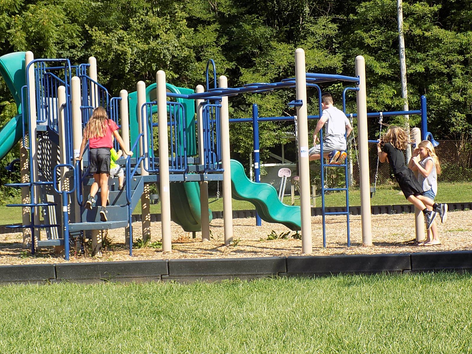 Improvements to Corinth Park