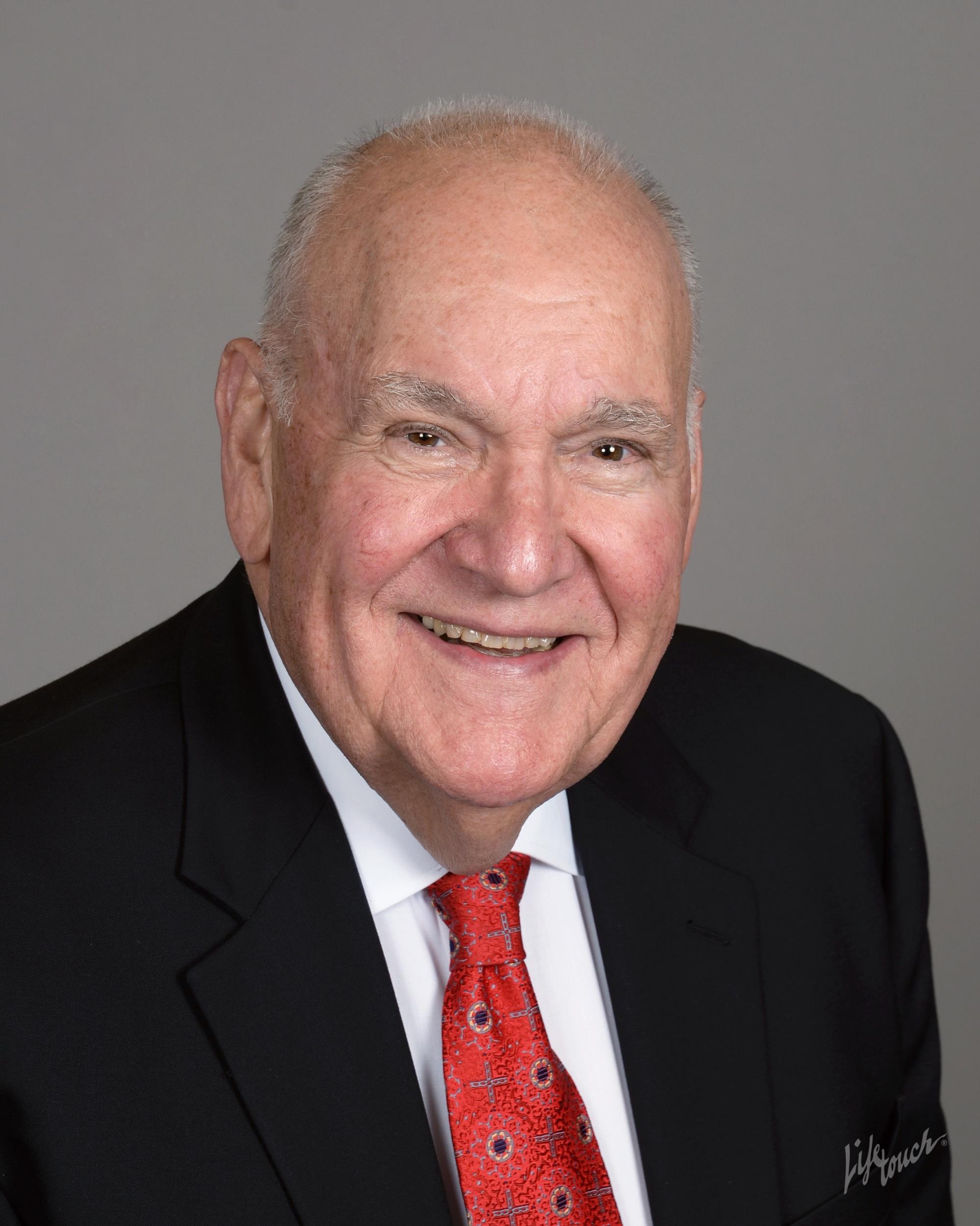 Rev. Dr. Douglas E. Busby