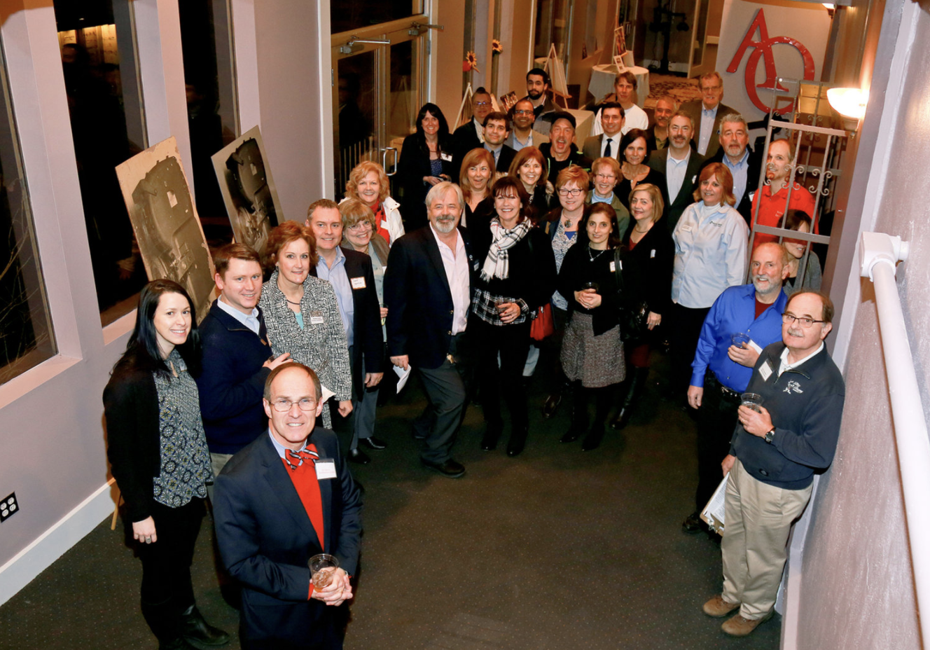 New Partner Welcome/Networking Event, Optical Heritage Museum