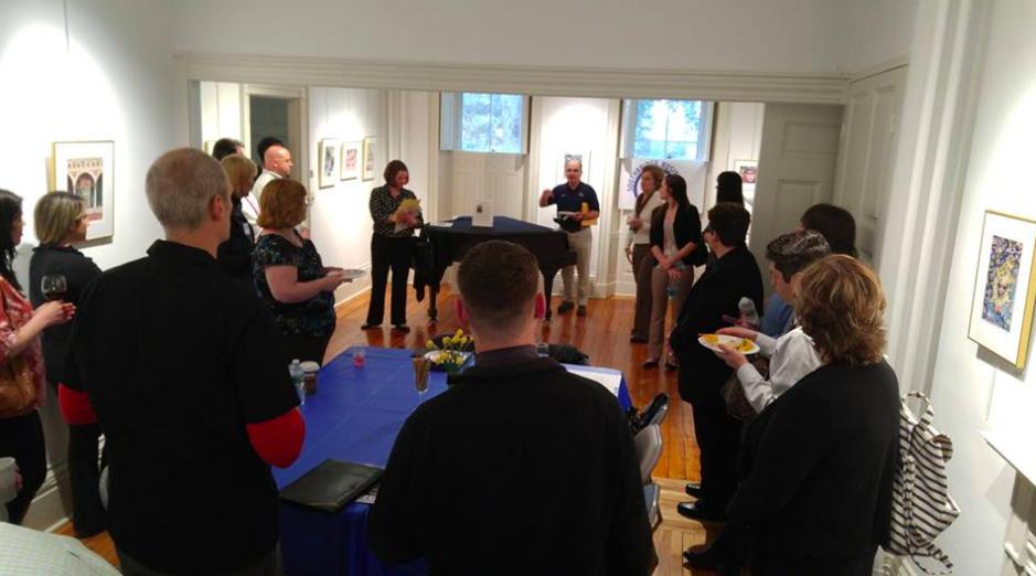 SBP Member Event, The Arts Center
