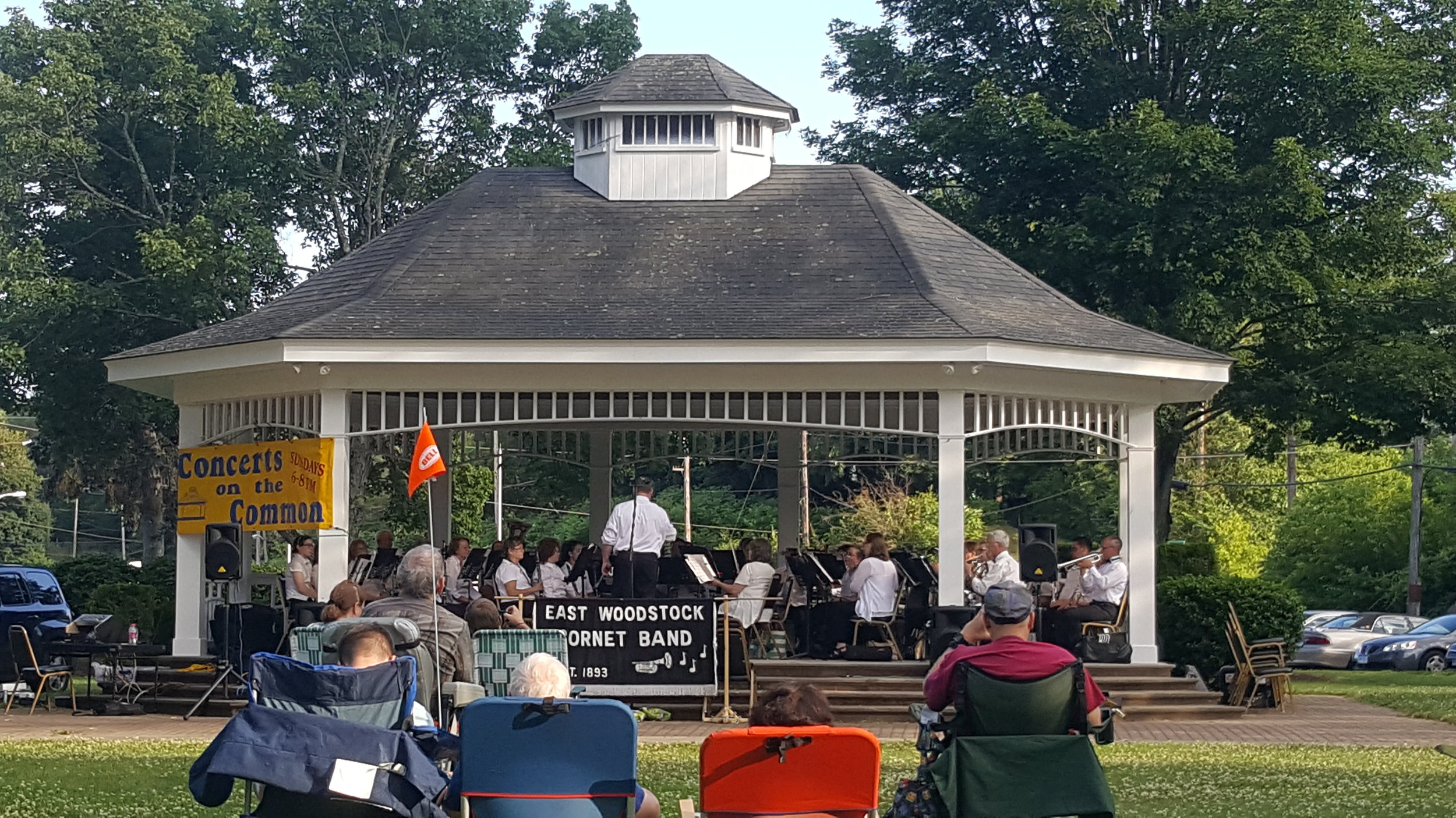 Southbridge Concert on the Commons