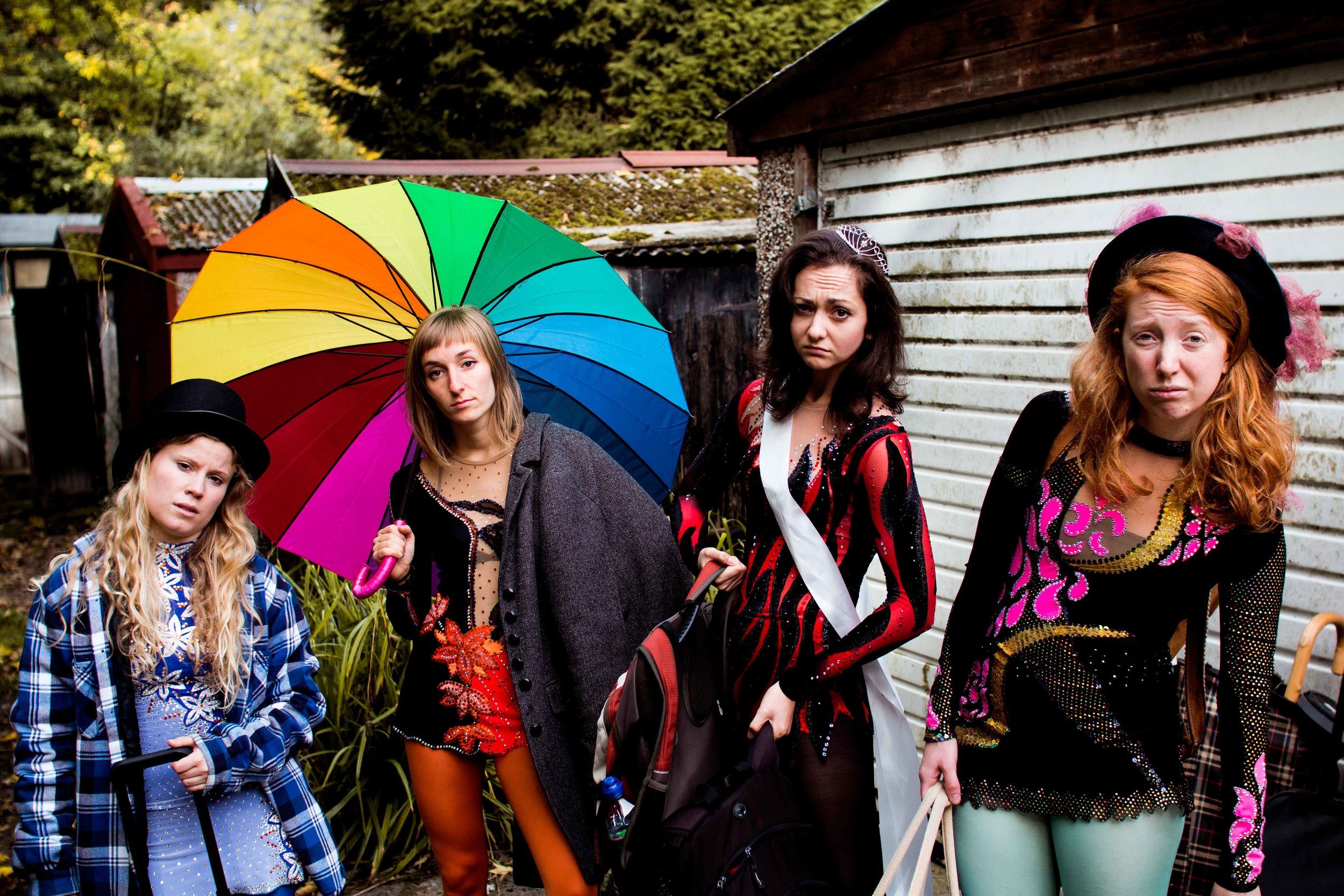 Gracefool Collective - nothing like Ultima Vez...