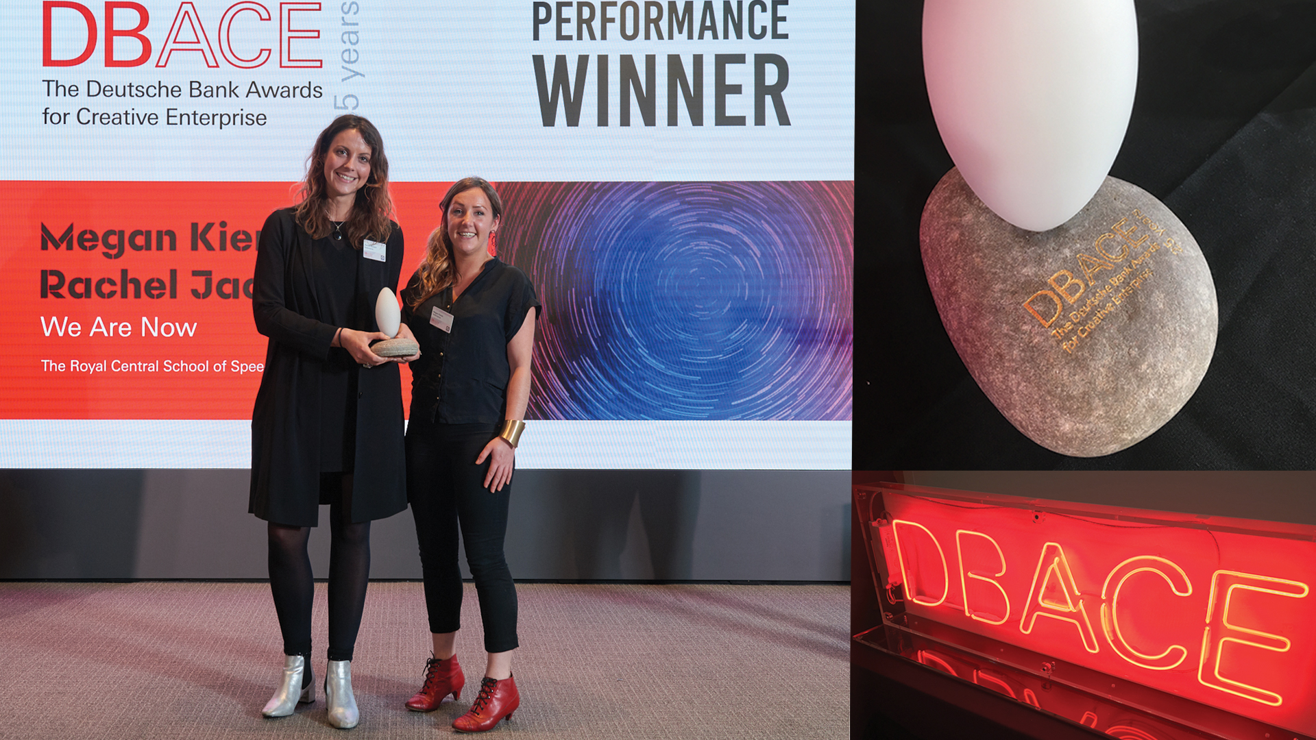 Deutsche Bank DBACE 2017 Awards