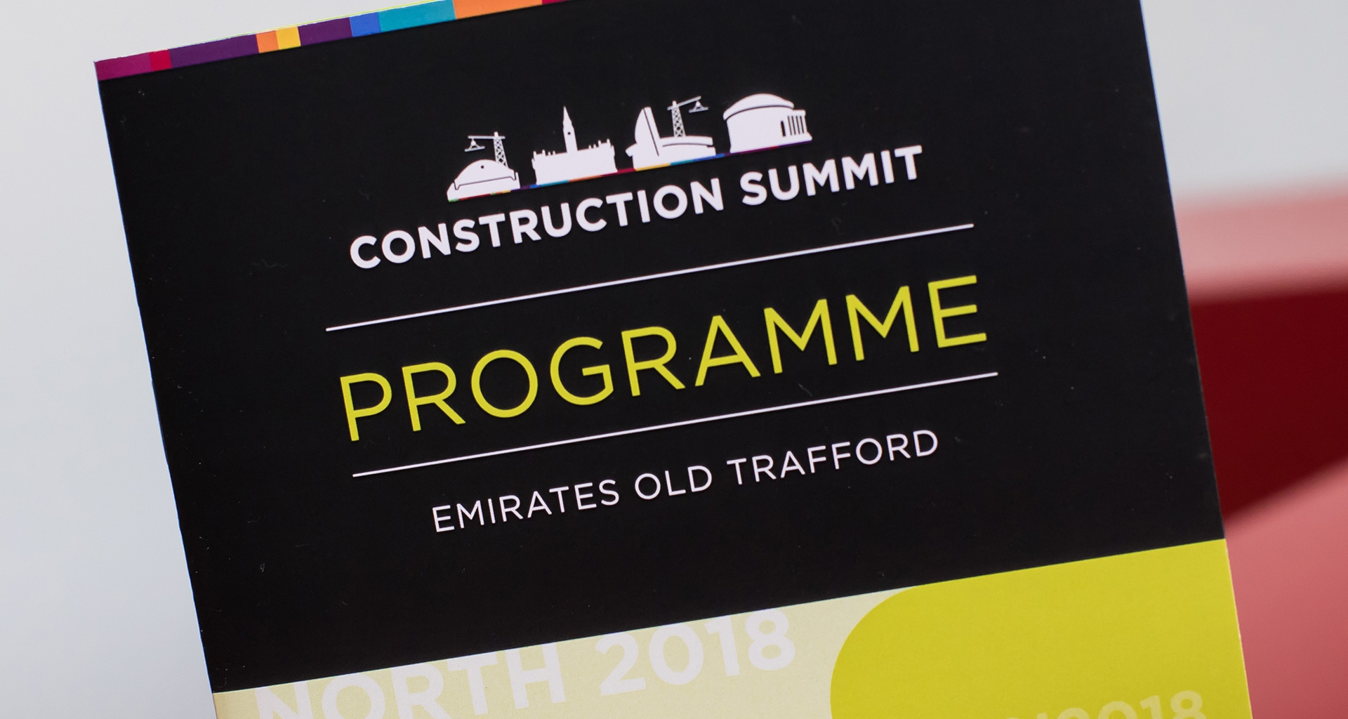 Construction Summit 2018 Manchester