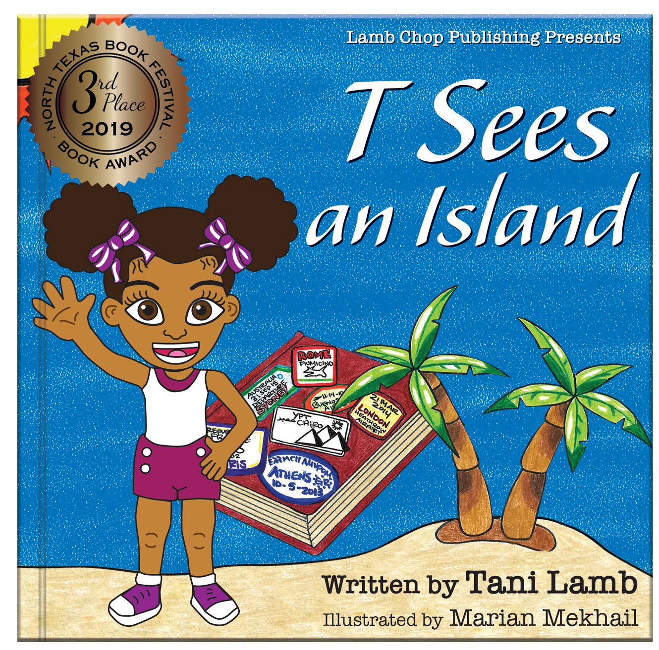 T Sees an Island - Childhood is the period when imagination runs wild and children are willing and eager to learn. This is no exception for little T and her friend Lee. On their inaugural adventure, T and her friend Lee explore the U.S. Virgin Islands. They firsthand, experience the colorful culture and even have time for a very special excursion. This amazing adventure is made possible by a magical discovery that little T makes while exploring her sister's closet. The discovery will change and enrich T's life forever.