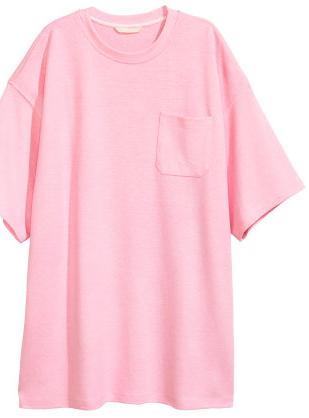 Over size-tshirt.