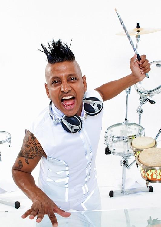 DJ Ravi Drums.