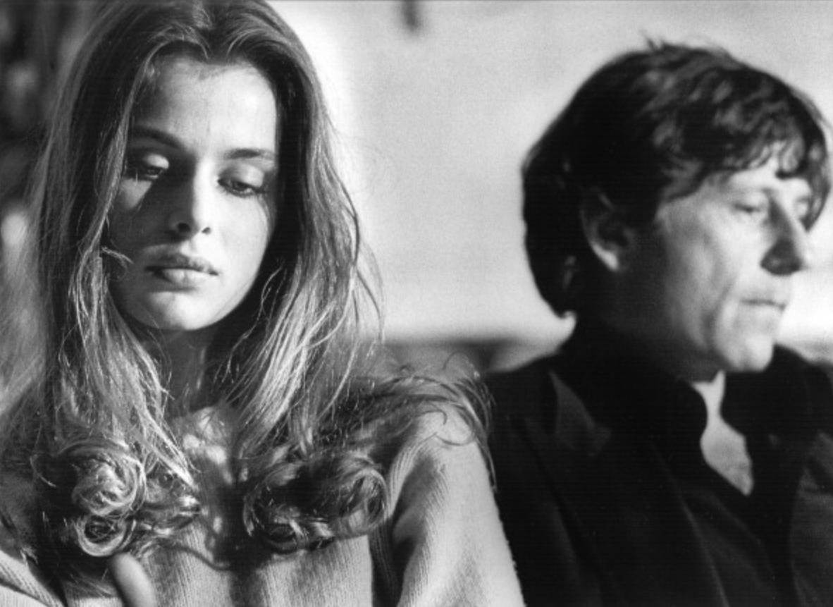 Roman Polanski och Nastassja Kinski 1979.