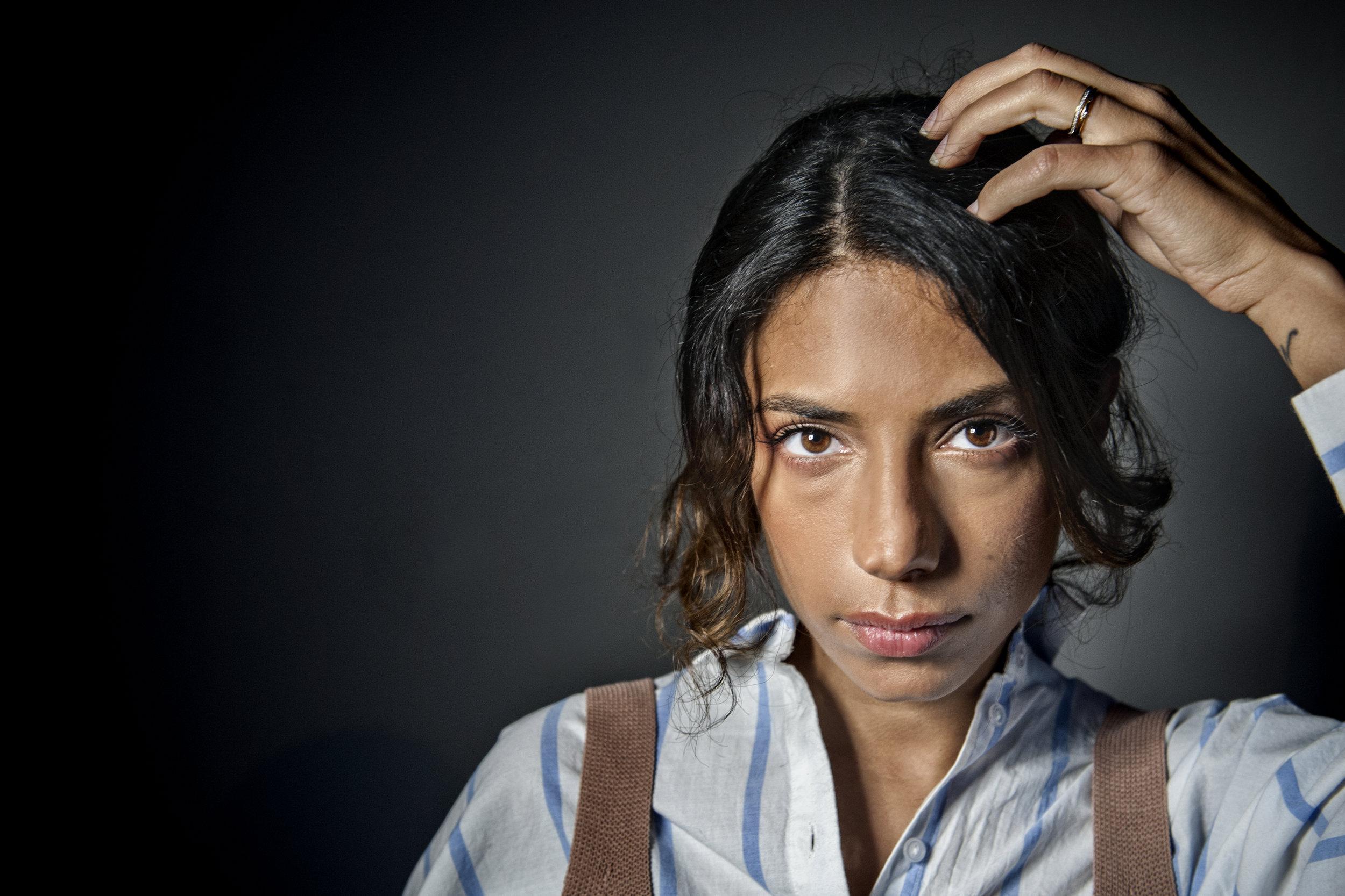 Evin Ahmad. Foto: Johan Bergmark