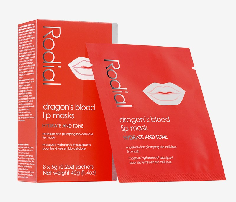 Rodial Dragons Blood lip mask : 530 kr (8 masker)