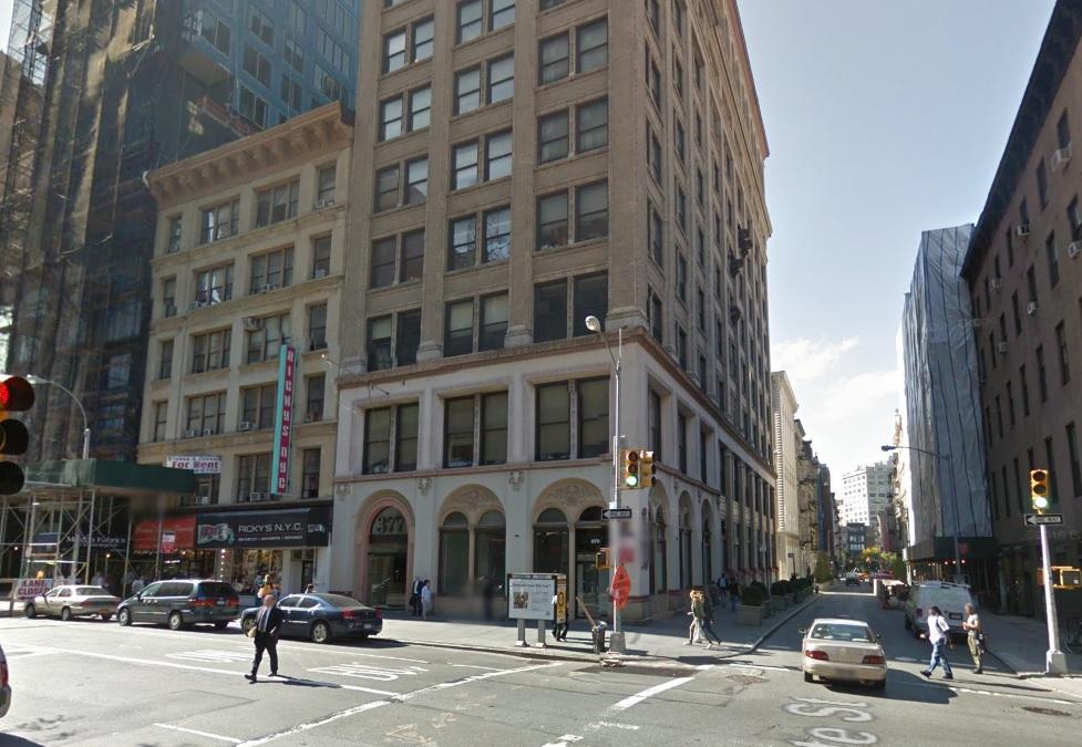 Tribeca Retail Condo $10,000,000