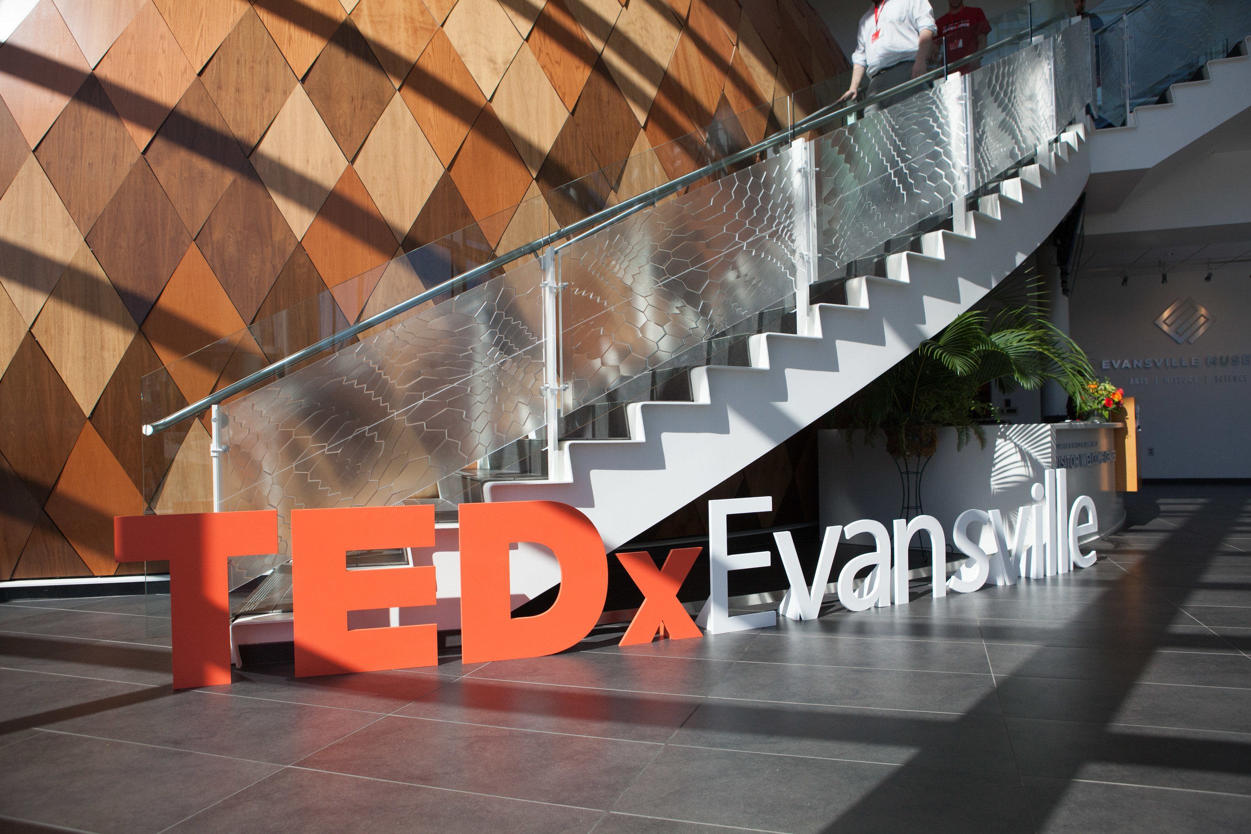 TEDxEvansville 2016