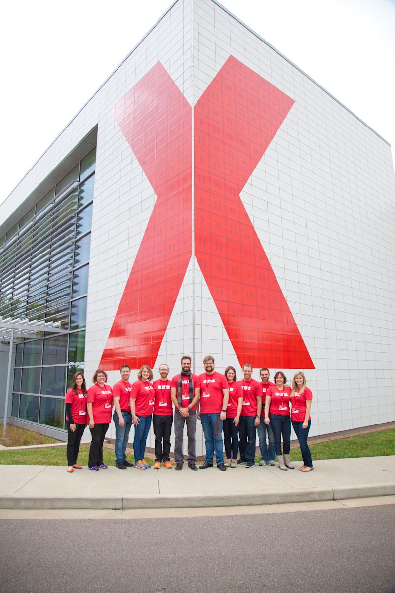 TEDxEvansville 2016 Team