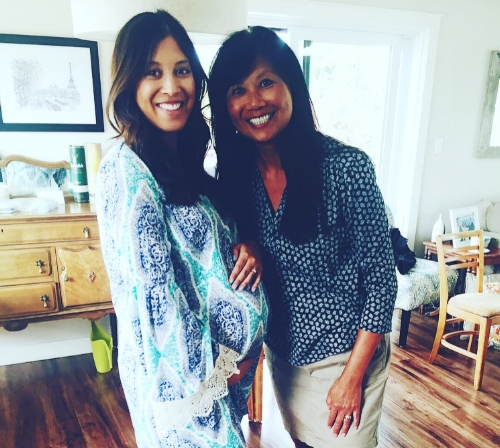 32 weeks. My first of 4 baby showers! A wonderful friends and family shower thrown by my beautiful mama.