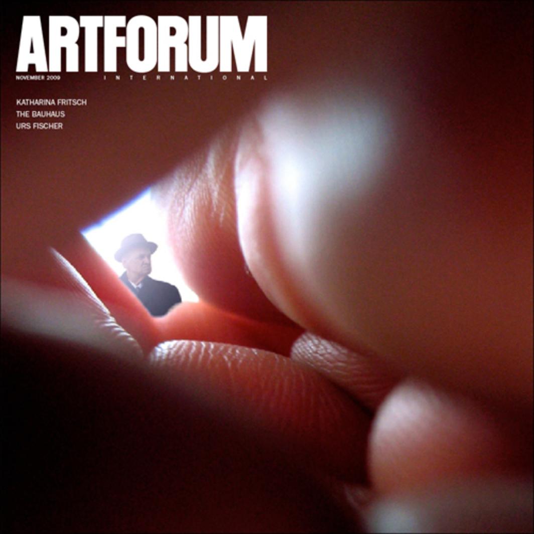 Mind the Design - Artforum, 2009