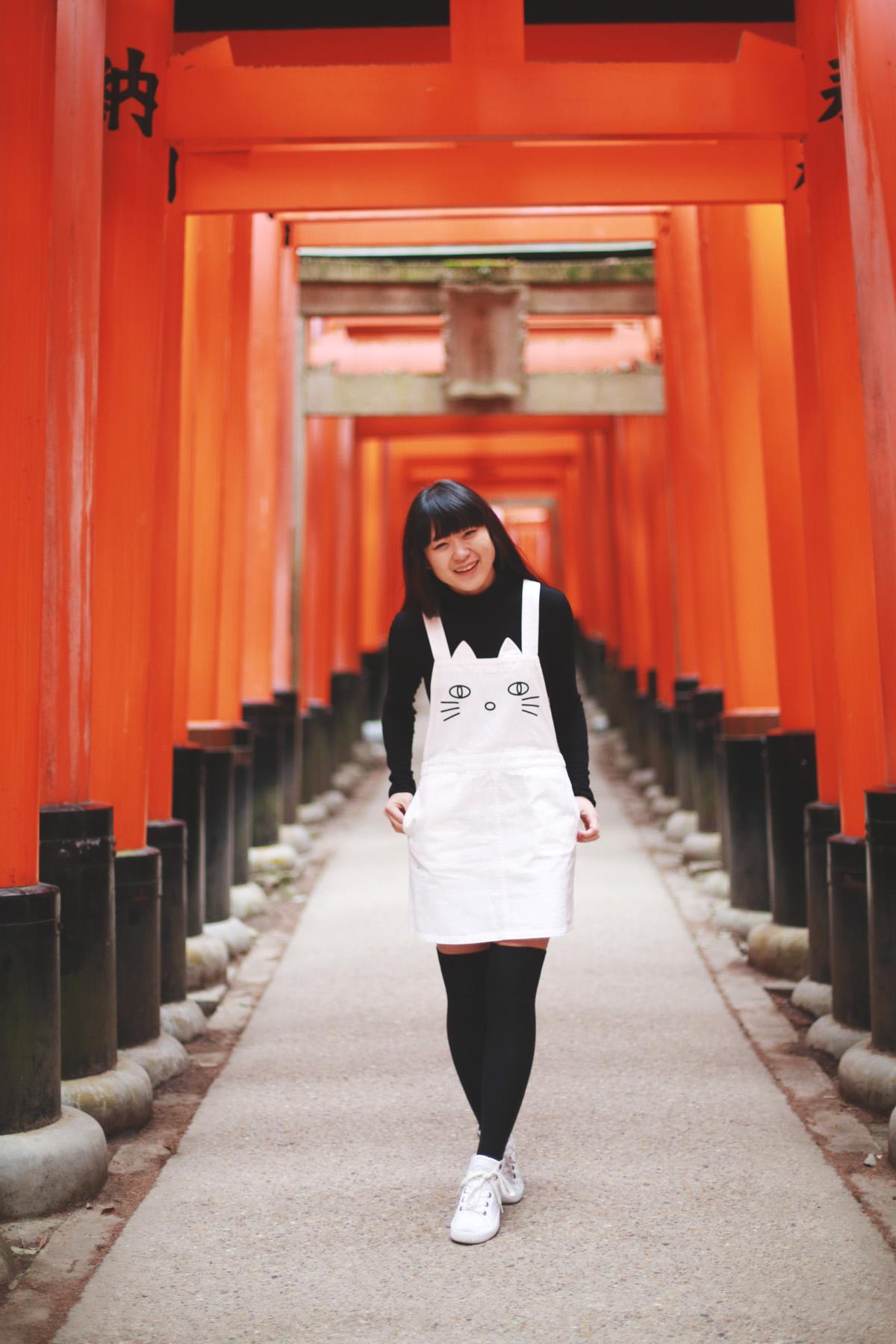 & Away We Went | Inari Shrine | Kyoto, Japan