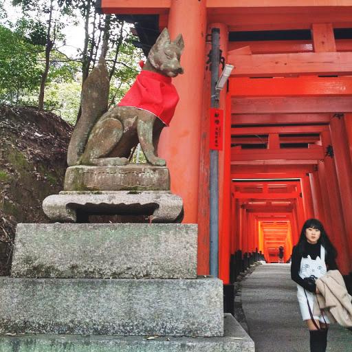 & Away We Went | Inari Shrine | Kyoto, Japan | #Travel